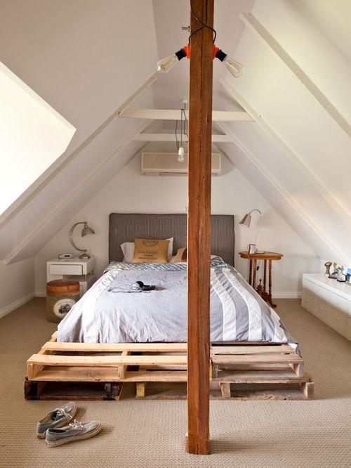 Muebles con palets ideas econ micas y fotos decorevista - Muebles exterior palets ...