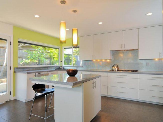 Colores para cocinas ideas y combinaciones decorevista for Colores paredes cocinas modernas