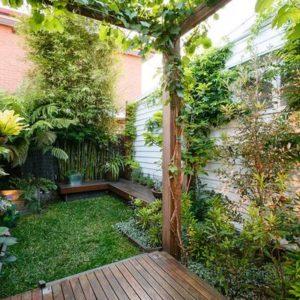 Jardines pequeños de inspiración