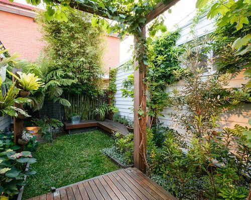 Jardines peque os de inspiraci n decorevista - Ideas para jardines pequenos fotos ...