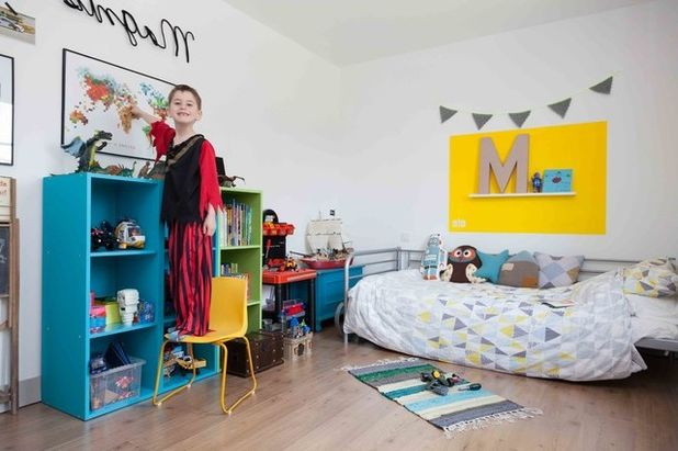 Habitaciones infantiles ideas de decoraci n decorevista - Ideas habitaciones infantiles ...