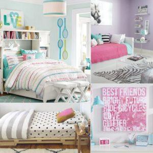 Dormitorios juveniles para mujer