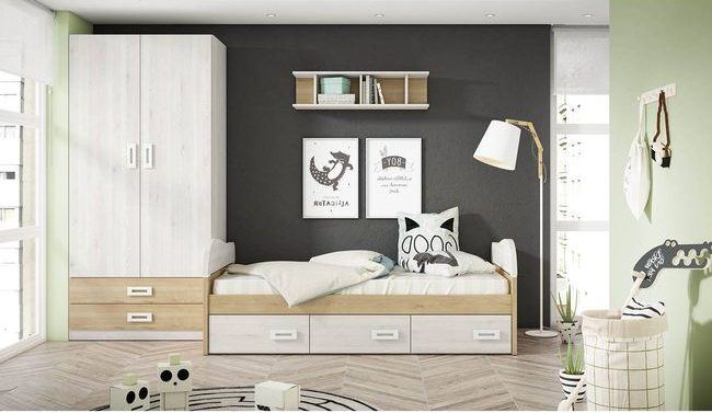 Dormitorios juveniles 2019 bonitos y modernos decorevista for Muebles juveniles merkamueble
