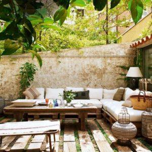 Diseño de patios fotos e ideas