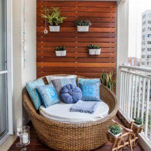 Decoración de balcones fotos e ideas