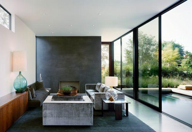 Casa minimalista interior interior minimalista australia for Interior casa minimalista