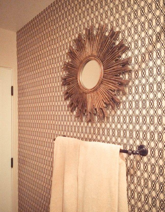 Como quitar papel de las paredes latest cmo decorar una - Como quitar papel pintado de la pared ...