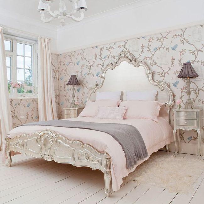 Dormitorios vintage fotos para inspirarse decorevista for Muebles dormitorio vintage