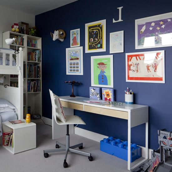 ideas de color de habitación de bebé Habitacin Para Nio Varn Colores E Ideas 2019 DecoRevista