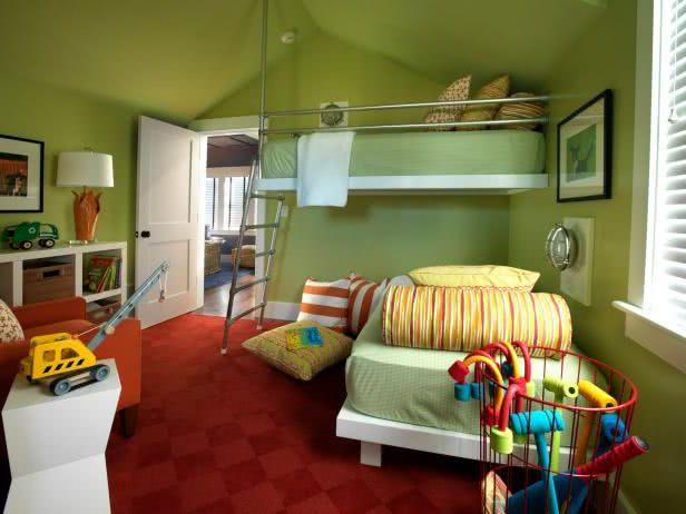 Habitación para niño varón – colores e ideas 2020 – decoRevista