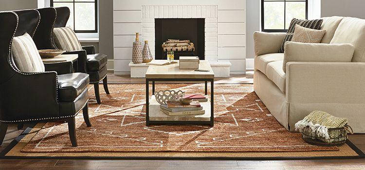 Cómo elegir el color y tamaño de la alfombra