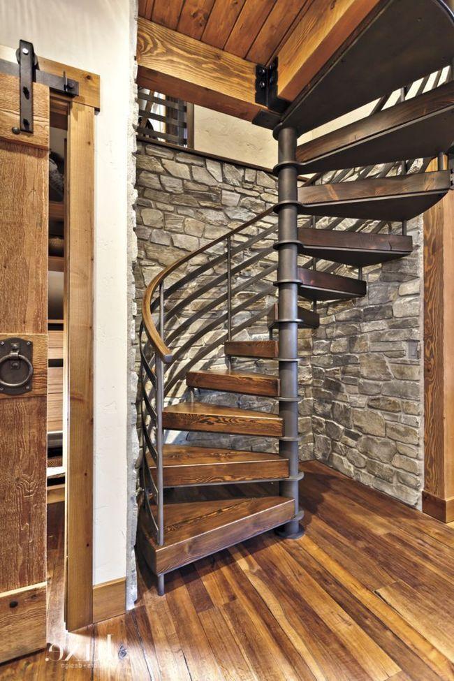 Escaleras modernas interiores y exteriores decorevista - Escaleras interiores casas ...