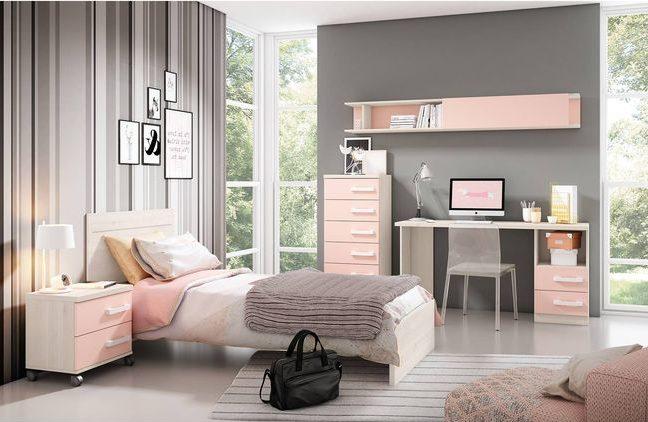 Dormitorios juveniles 2019 bonitos y modernos decorevista - Diseno habitaciones juveniles ...