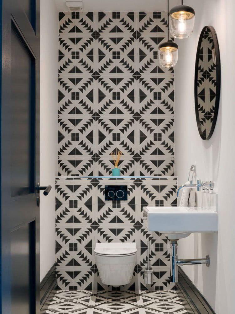 Ba os peque os consejos de dise o y decoraci n decorevista for Aseos modernos con ducha
