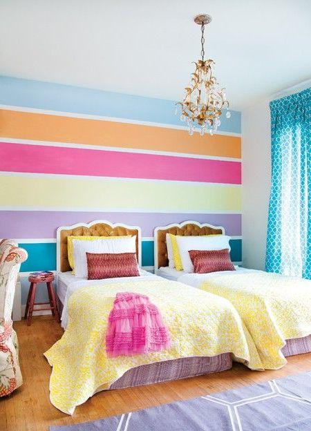 Habitaciones infantiles ideas de decoraci n decorevista - Camas individuales infantiles ...