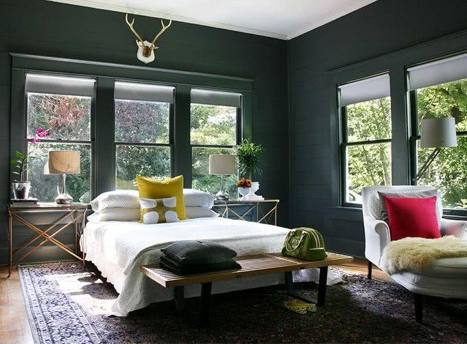 hermosos colores de pintura de la habitación Colores Para Dormitorios 2019 DecoRevista