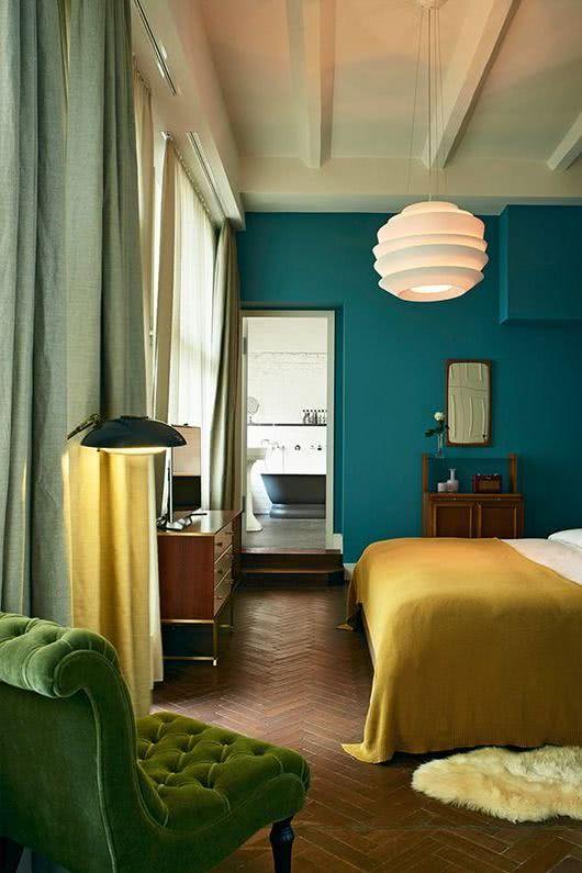 colores para dormitorios 2019 decorevista. Black Bedroom Furniture Sets. Home Design Ideas