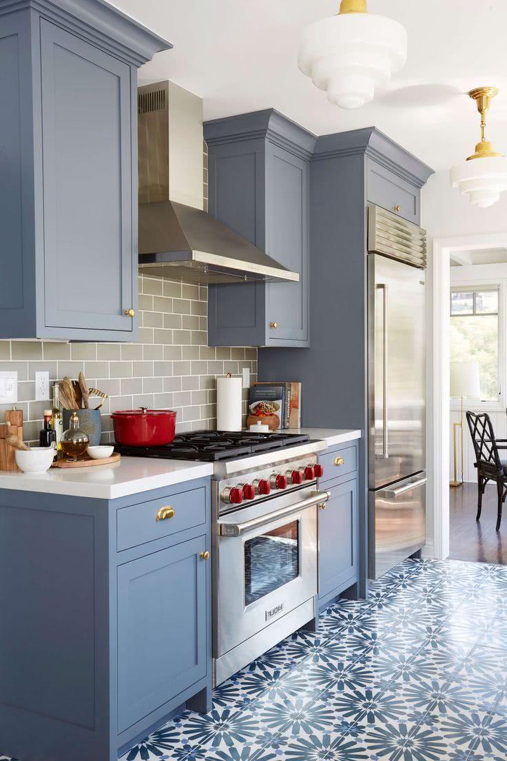Colores Para Cocinas 2020 Ideas Y Combinaciones Decorevista