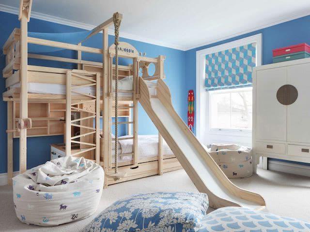 Habitación para niño varón – colores e ideas 2019 – decoRevista