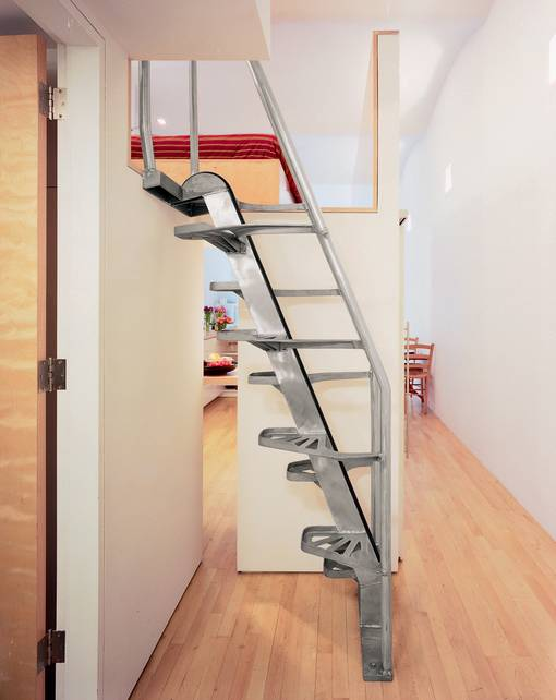 Escaleras Modernas Interiores Y Exteriores Decorevista