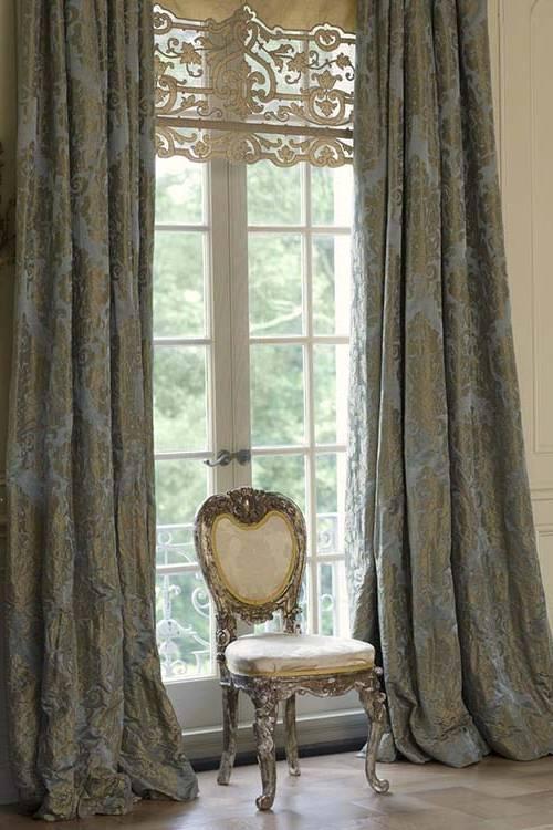 Modelos de cortinas fotos e ideas decorevista - Modelos cortinas salon ...