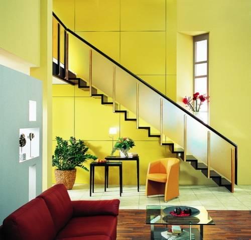 Escaleras modernas interiores y exteriores decorevista for Imagenes escaleras interiores
