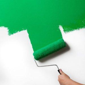 Pintar paredes y techo consejos