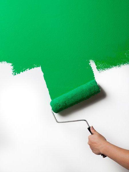 Pintar paredes y techo consejos decorevista - Consejos para pintar paredes ...