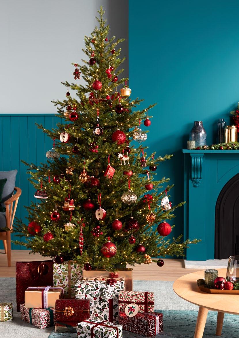 Decorar Arbol Navidad En Papel.Decoracion De Arboles De Navidad 2019 2020 Ideas Y Fotos