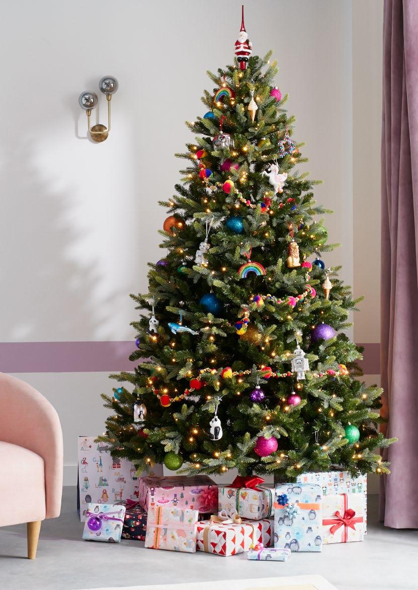 Como Decorar Mi Arbol De Navidad 2018.Decoracion De Arboles De Navidad 2019 2020 Ideas Y Fotos